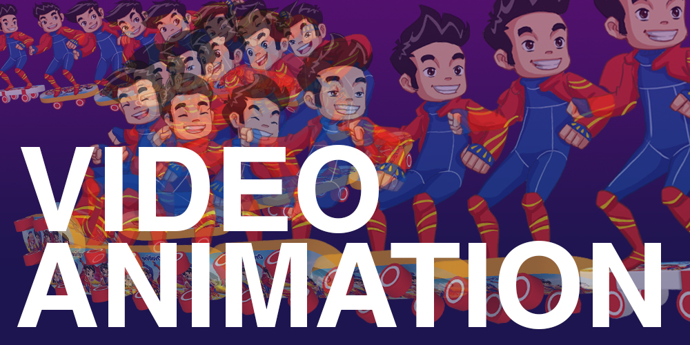 Video Animation 1000 500