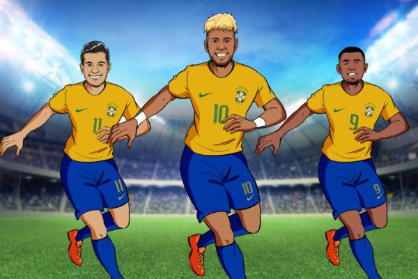 13 Brazil L